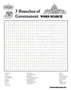 3 Branches Word Search